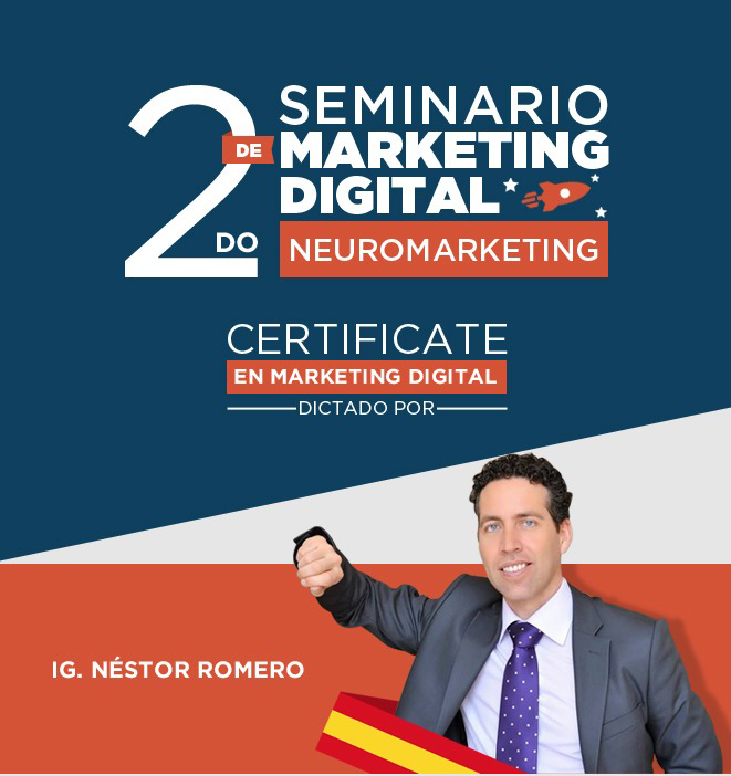 nestor romero neuromarketing marketing digital peru