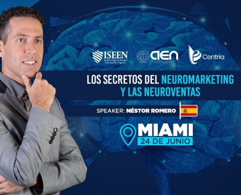Conferencia neuromarketing nestor romero miami florida estados unidos