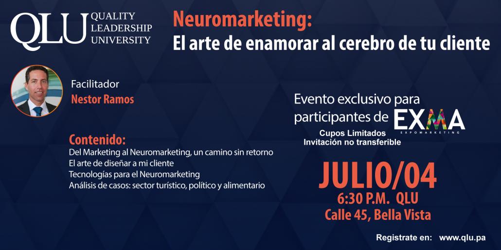 Conferencia-Internacional-Neuromarketing-el-arte-de-enamorar-al-cerebro-de-tu-cliente-Nestor-Romero-EXMA